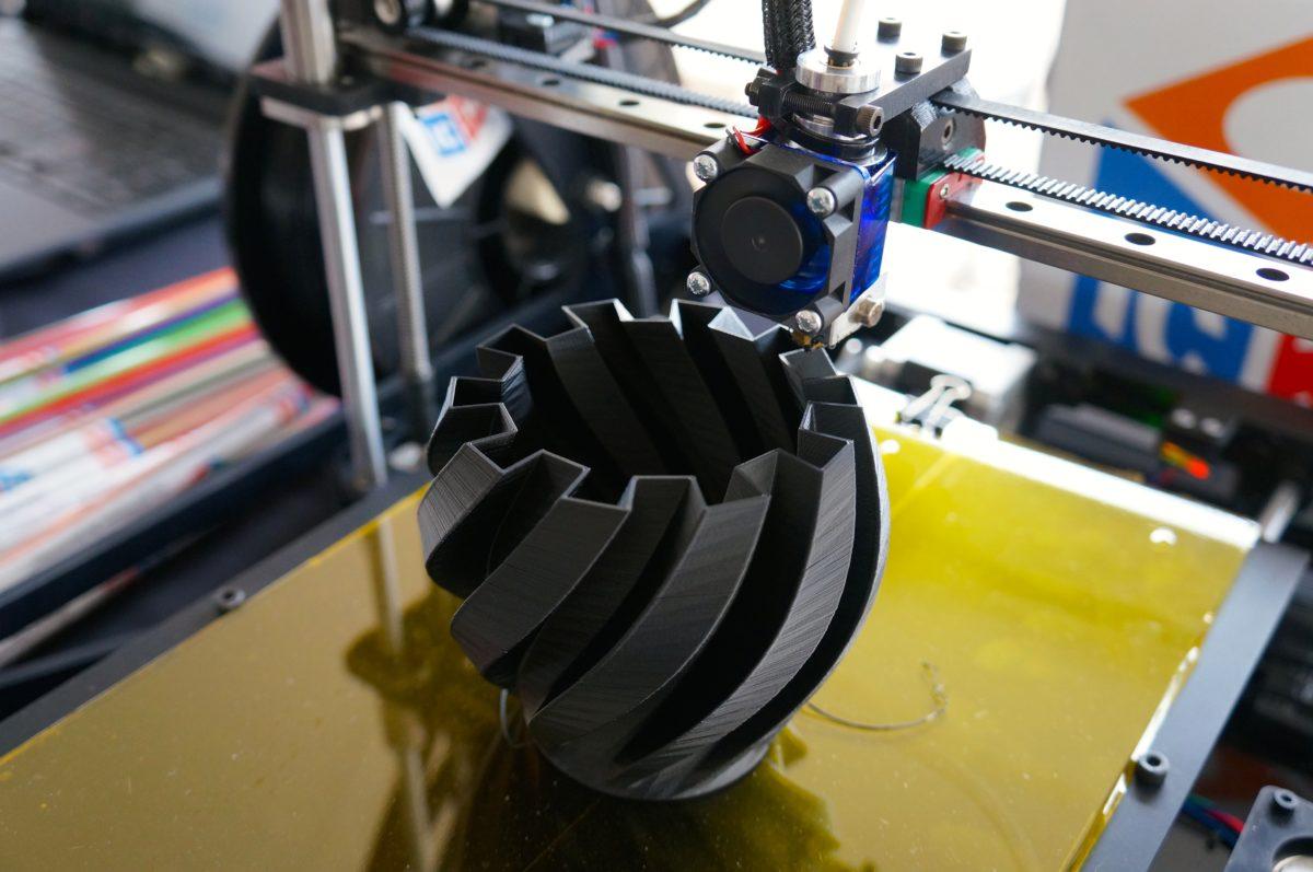impresora 3d que es