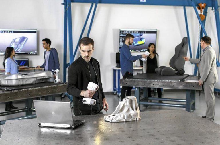 Creacion De Prototipo Escaner 3d
