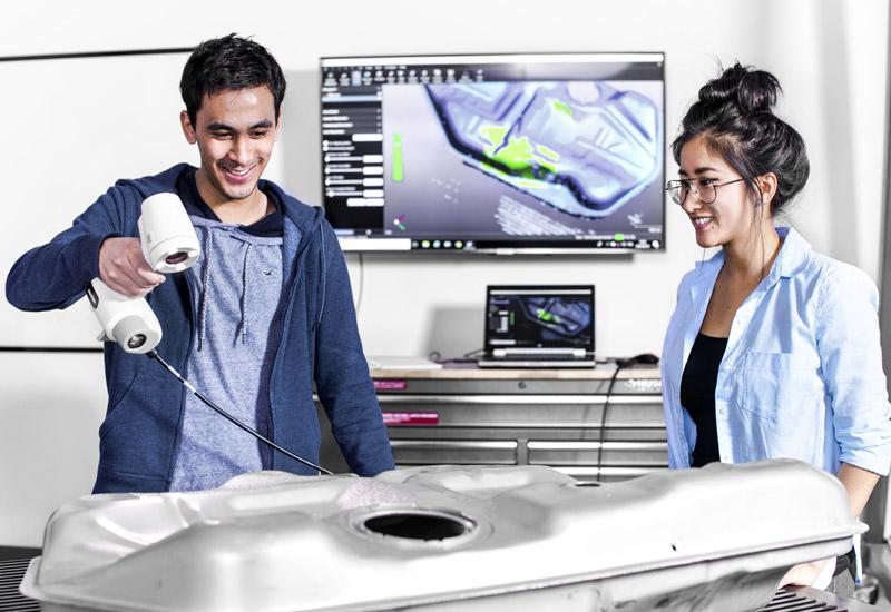 Ingenieria Inversa Escaner 3d