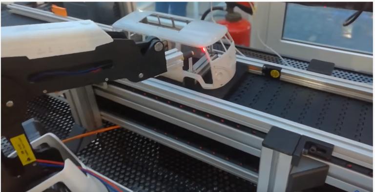 Brazo Robotico Industrial